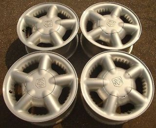15 1997 98 99 00 Dodge Dakota Durango OEM Alloy Wheels Rims