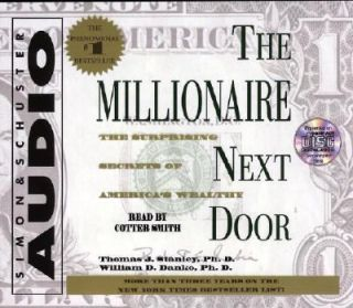 by William D. Danko and Thomas J. Stanley 2000, CD, Abridged