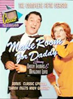 Make Room For Daddy   The Complete Fifth Season DVD, 2004, 6 Disc Set