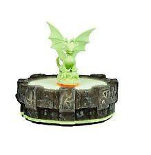 GIANTS: RARE GLOW IN THE DARK CYNDER & USB PORTAL OF POWER   Wii