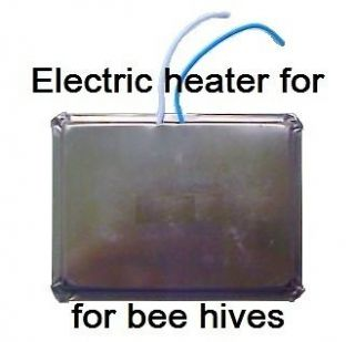 12V Electric Heater for bee hives / save up to 15kg honey per hive
