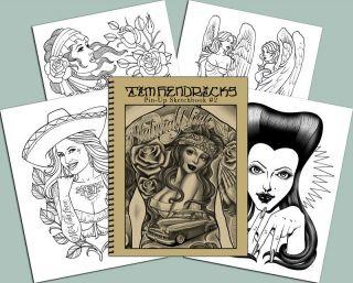 tim hendricks in Tattoos & Body Art