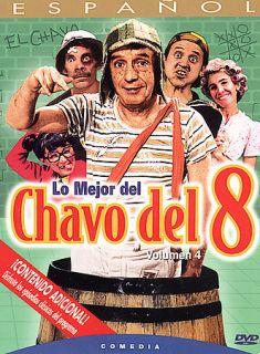 Lo Mejor del Chavo del 8   Vol. 4 DVD, 2003, No English Subtitles