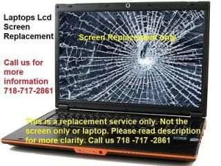 DELL INSPIRON SERIES 15.6 LAPTOP LCD LED SCREEN REPLACEMENT SERVICE