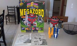 morphin power rangers megazord in TV, Movie & Video Games