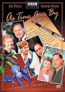 As Time Goes By   Complete Series 1 2 DVD, 2005, 2 Disc Set