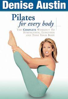 Denise Austin   Pilates for Every Body DVD, 2002