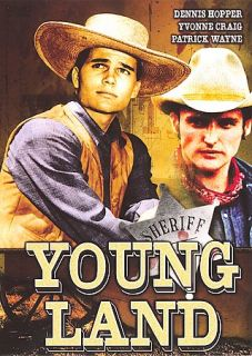 The Young Land DVD, 2004