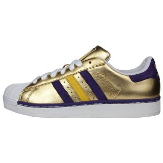 Adidas Superstar 2 II PT Los Angeles Lakers LA Shoes Kobe Bryant