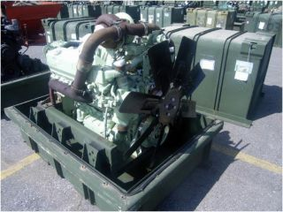 DETROIT DIESEL 8V92T ENGINE   445 H.P.   Cheap. Good, Now