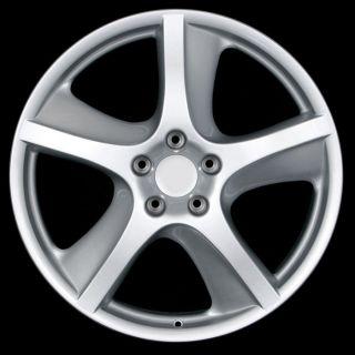 Style Wheels Rims Silver Fit Porsche Cayenne S GTS Cayenne Diesel