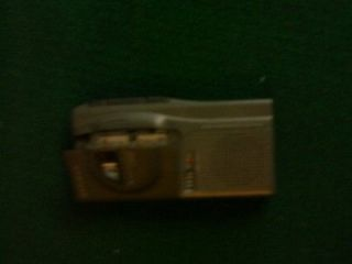 Optimus micro cassette recorder
