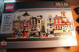 LEGO 10230 MINI MODULARS HOTEL 1356 PIECES MINI MODULARS