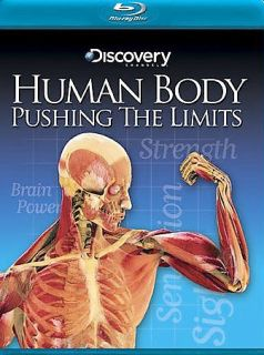 Discovery Channel   Human Body Pushing The Limits Blu ray Disc, 2008