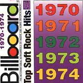 Soft Rock Hits 1970 1974 Box CD, Mar 1999, 5 Discs, Rhino Label