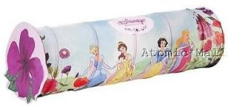 Playhut Disney Princess Tunnel Floral Meadow Kingdom Hideaway Play