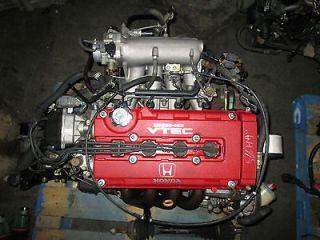 Acura Integra JDM B18C Type R 96 97 DC2 Engine 5spd S80 LSD Trans ECU