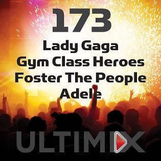 Ultimix 173 Vinyl DJ Remixes Lady Gaga Foster The People Adele Gym