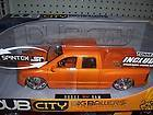 Jada Toys Dub City Big Ballers Dodge Ram black 1 18