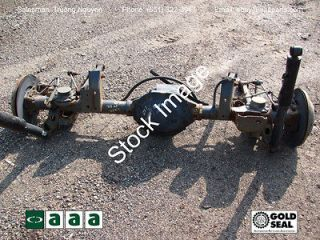 03 04 05 06 07 DODGE RAM 2500 PICKUP REAR AXLE ASSEMBLY