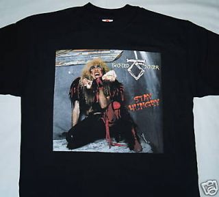 TWISTED SISTER ~ Stay Hungry ~ OFFICIAL M T SHIRT New