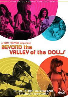 Beyond the Valley of the Dolls DVD, 2006, 2 Disc Set, Special Edition