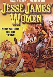 Jesse James Women DVD, 2010