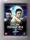 Iron Monkey 2 (DVD) Donnie Yen, Billy Chow, PAL FORMAT