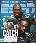 Terrell Owens and Donovan McNabb Autographed Official NFL Football COA