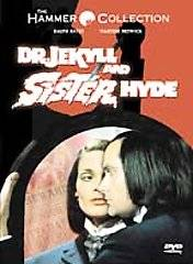 Dr. Jekyll and Sister Hyde DVD, 2001