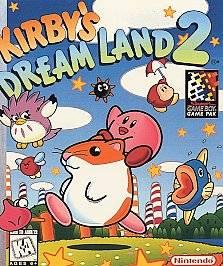 Kirbys Dream Land 2 Nintendo Game Boy, 1995