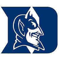 nEw 3pc NCAA DUKE Blue Devils WALL ACCENT MURAL Sticker