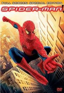 Spider Man DVD, 2002, 2 Disc Set, Special Edition Full Frame