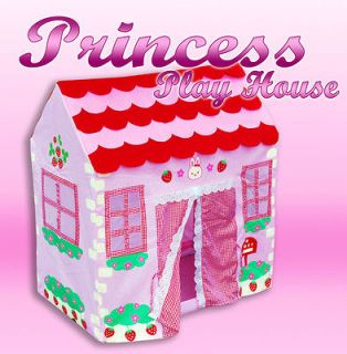 Newly listed PINK PRINCESS PLAY HOUSE TENT   KIDS / GIRLS   CHILDRENS