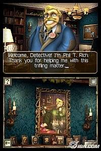 Mystery Case Files MillionHeir Nintendo DS, 2008