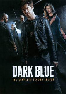 Dark Blue The Complete Second Season DVD, 2012, 3 Disc Set