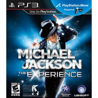 Michael Jackson Experience DANCING DANCE MUSIC PS3 MOVE