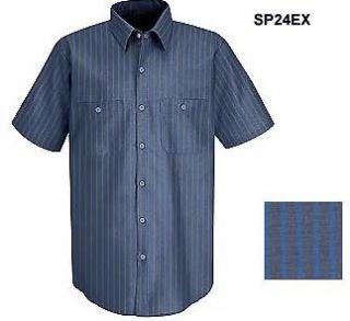 NEW Mechanic Exxon Uniform Work SHIRT Red Kap SP24EX Dickies Mechanic