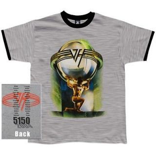 van halen 5150 shirt in Clothing,
