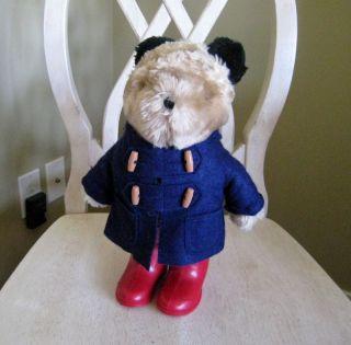 Eden Toys Paddington Bear Stuffed Plush 13 Toy
