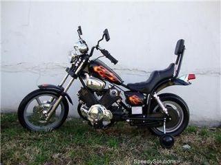 Kids Electric Battery Power Ride On Motorcycle Harley Stl Wheels Bike
