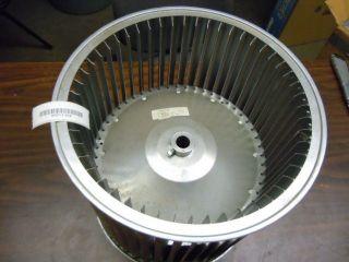 Lau Industries Squirrel Cage Fan 1 bore A15 15A Wheel