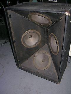 SUNN 610 into an SVT mini-fridge, pt 2 | TalkBass.com