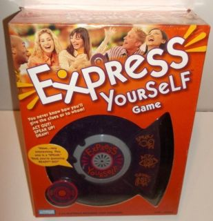 express yourself game in Board & Traditional Games
