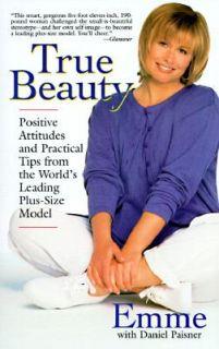 Size Model by Emme Paisner and Daniel Paisner 1998, Paperback