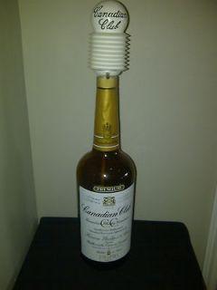 canadian club bottle in Bottles & Insulators