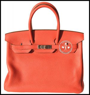 35 HERMES BIRKIN HANDBAG  ROSE JAIPUR  CLEMENCE LEATHER I PALLADIUM