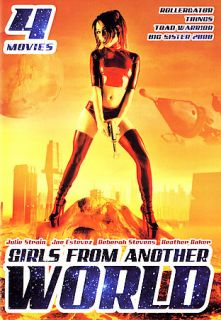 Girls From Another World DVD, 2006
