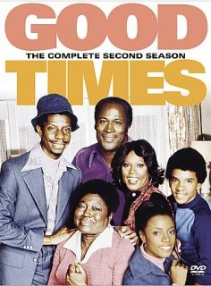 Good Times   The Complete Second Season DVD, 2004, 3 Disc Set