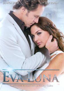 Eva Luna DVD, 2011, 3 Disc Se